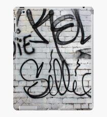 Friday Street Graffiti 4 iPad Case/Skin