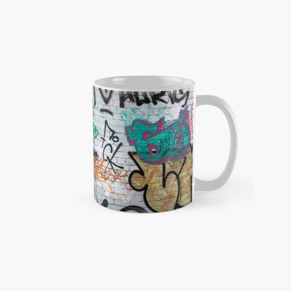 Friday Street Graffiti 5 Classic Mug