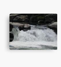 valley falls ,  Canvas Print