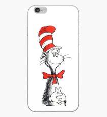 Cat in the Hat - Iphone 6 Case iPhone Case