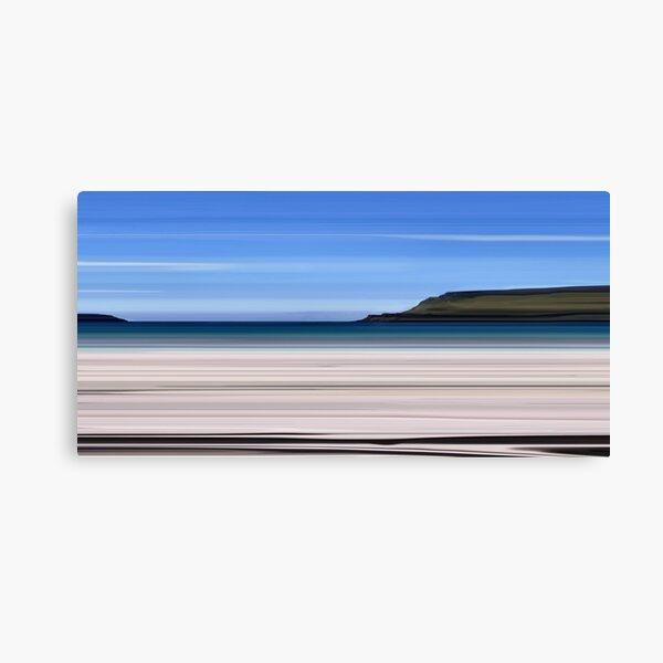 Calgary Bay, Isle of Mull Canvas Print