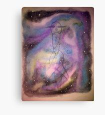 Eldritch Ascension Canvas Print