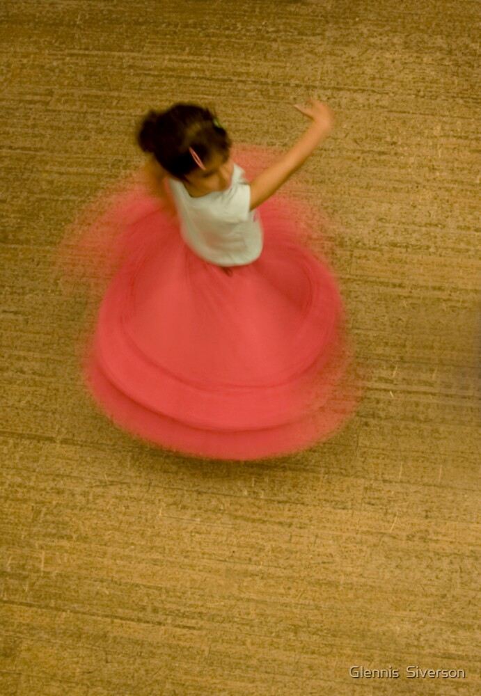 Little Dancer by Glennis  Siverson