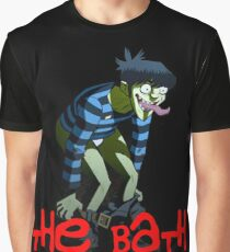 THE BATH (SATURNZ BARZ MURDOC MEME) Graphic T-Shirt