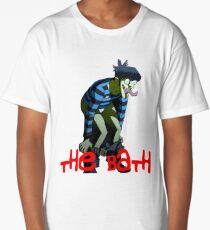 THE BATH (SATURNZ BARZ MURDOC MEME) Long T-Shirt