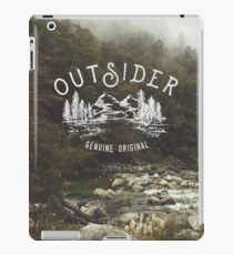 Outsider iPad Case/Skin