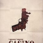 Casino Movie Poster by Mike Taylor