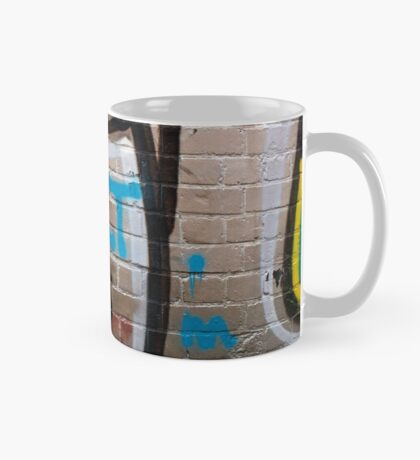 Friday Street Graffiti 13 Mug