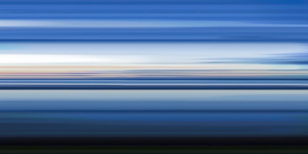 Blue Seas by bluefinart