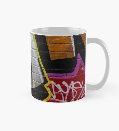 Friday Street Graffiti 14 Mug