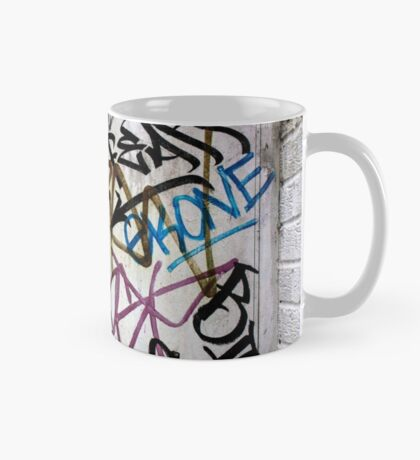 Friday Street Graffiti 16 Mug