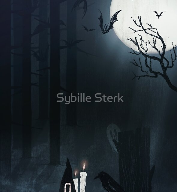 Once upon a foggy night by Sybille Sterk