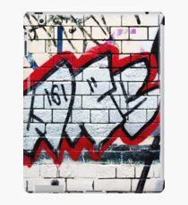 Friday Street Graffiti 18 iPad Case/Skin