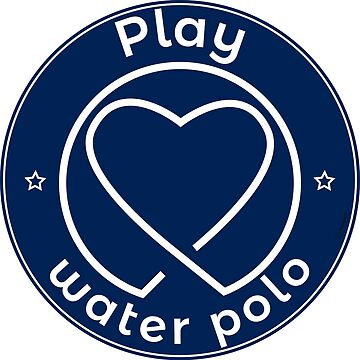 PLAY LOVE WATER POLO by Pernik17