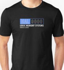 HAL 9000 - 2001: A Space Odyssey - Kubrick/Arthur C. Clark Unisex T-Shirt