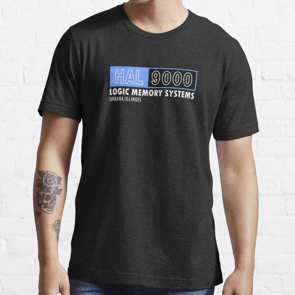 HAL 9000 - 2001: A Space Odyssey - Kubrick/Arthur C. Clark Essential T-Shirt