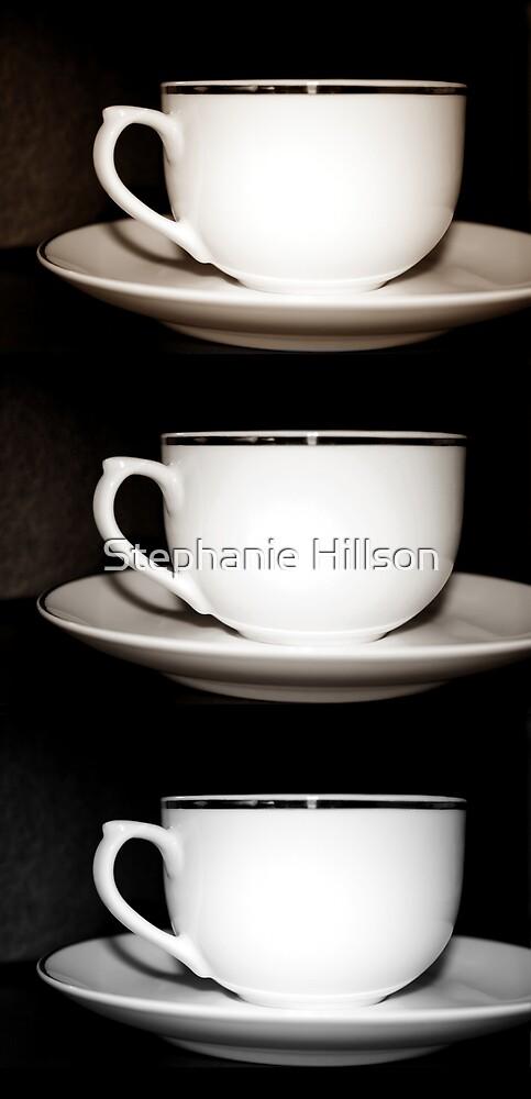 Cafe Au Lait? by Stephanie Hillson