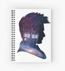 Tenth Doctor Spiral Notebook