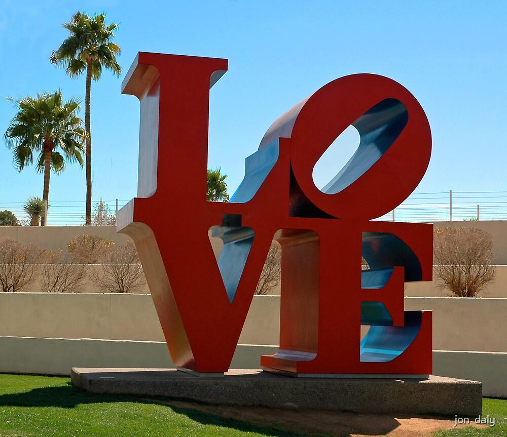 love by jon  daly
