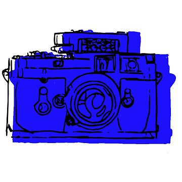 Click Click Blue by jocose-lines