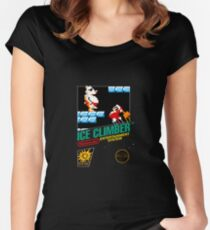 Ice Climber Women's Fitted Scoop T-Shirt