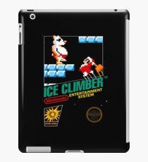 Ice Climber iPad Case/Skin