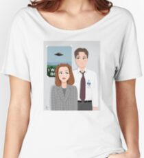 The X-Files - Pilot Women's Relaxed Fit T-Shirt