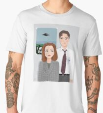 The X-Files - Pilot Men's Premium T-Shirt
