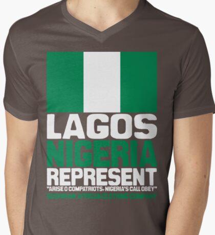 Lagos, Nigeria, represent T-Shirt