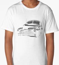 1947 chevrolet, black shirt Long T-Shirt