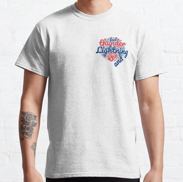Imagine Dragons Thunder Men S T Shirts Redbubble
