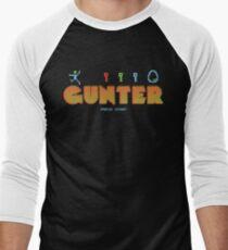 Ready Gunter One Men's Baseball ¾ T-Shirt
