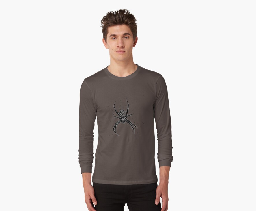 Spider Ts by David  Postgate
