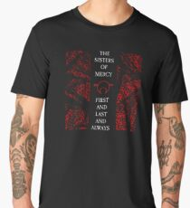 The Sisters Of Mercy - The Worlds End - First and Last and Always Men's Premium T-Shirt