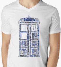 Doctor Who Wordart T-Shirt