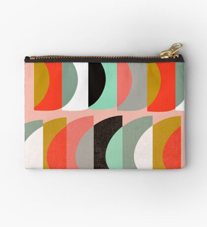 What Color Is The Moon II Zipper Pouch