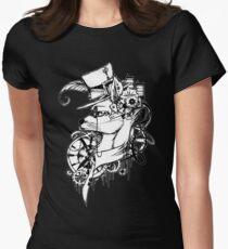 Fancy Fox Women's Fitted T-Shirt