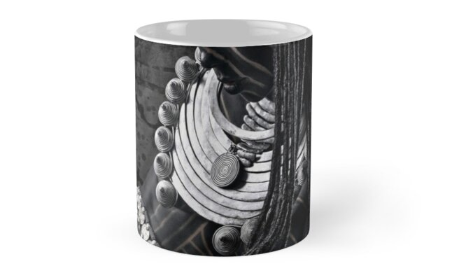Tribal Fever - Mug by Glen Allison