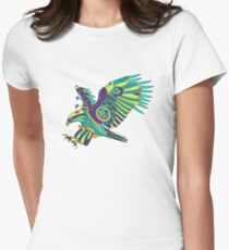 Eagle, from the AlphaPod collection Women's Fitted T-Shirt