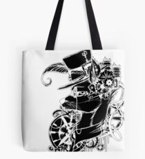 Elegant Fox Tote Bag