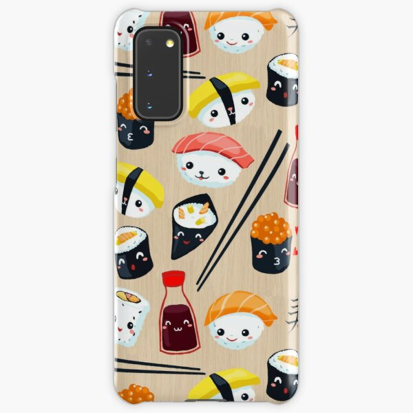 Kawaii Sushi Samsung Galaxy Snap Case