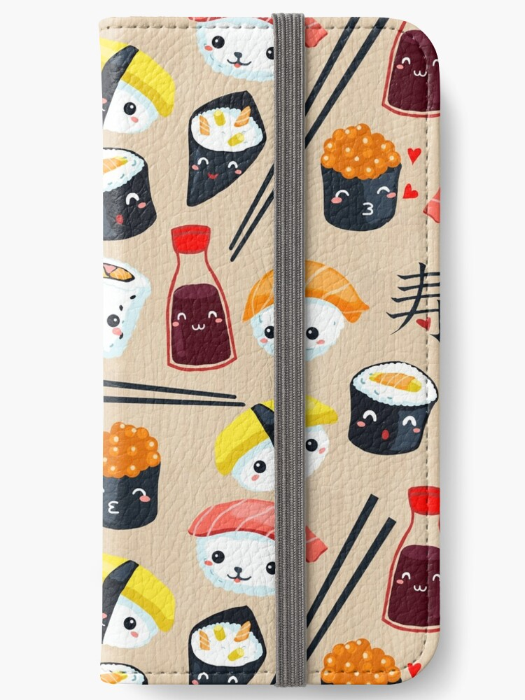 Kawaii Sushi von Gaia Marfurt