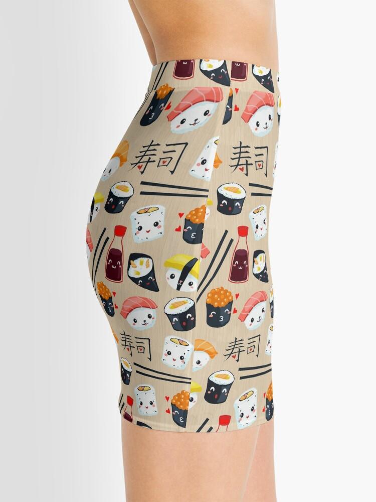 Alternate view of Kawaii Sushi Mini Skirt