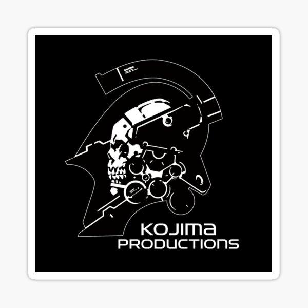 Kojima Productions Premium Sticker