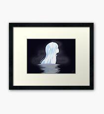 Water Godess Framed Print