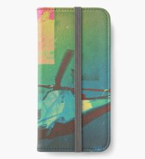 Helicopter Rush iPhone Wallet/Case/Skin