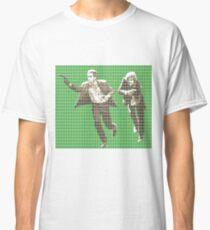 Butch and Sundance - Green Classic T-Shirt