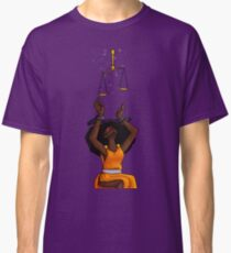 Justice Shackled Classic T-Shirt