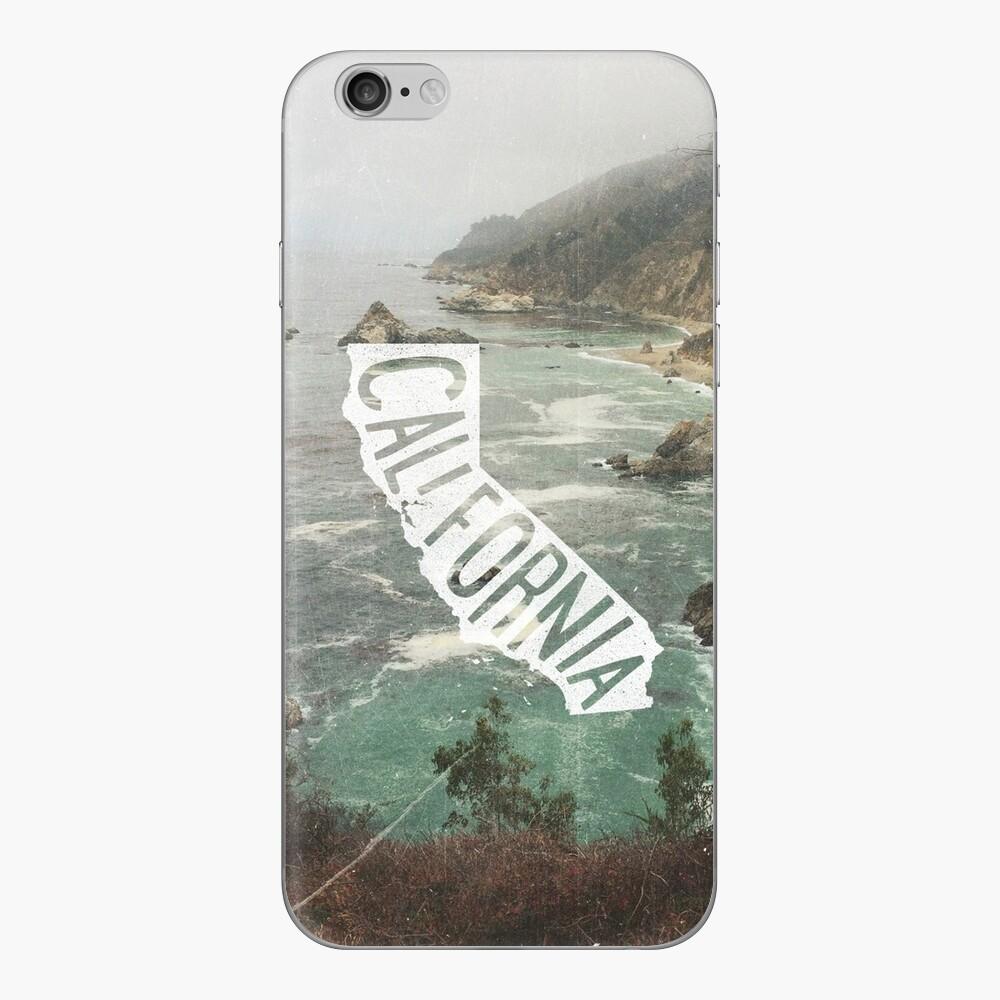 California Vinilo para iPhone