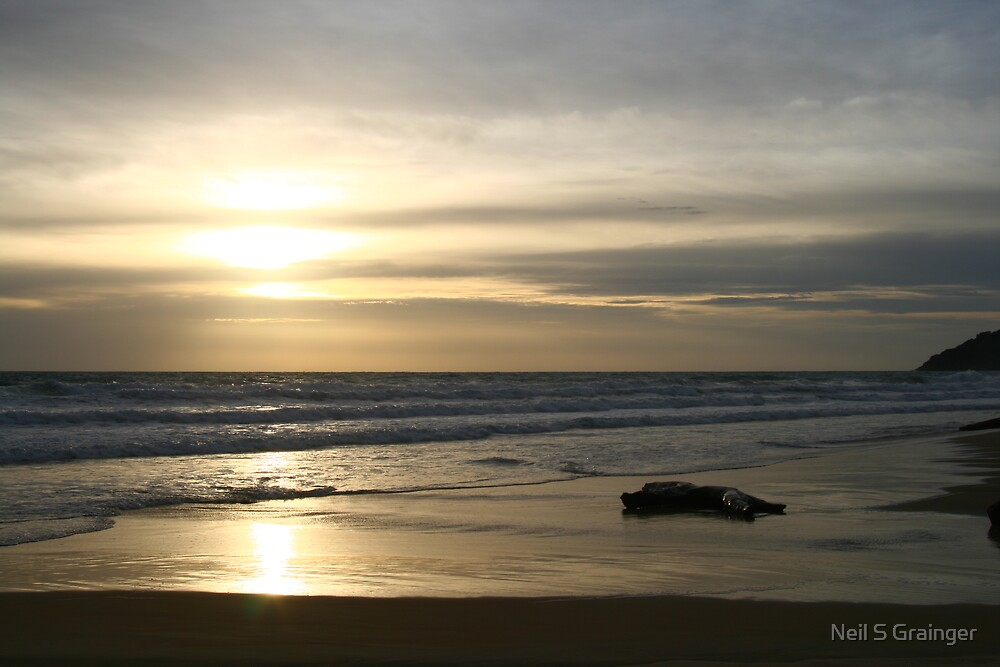 Sunset in Phuket by Neil Grainger